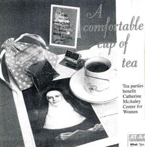 Catherine's tea set