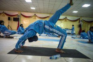 Somali yoga