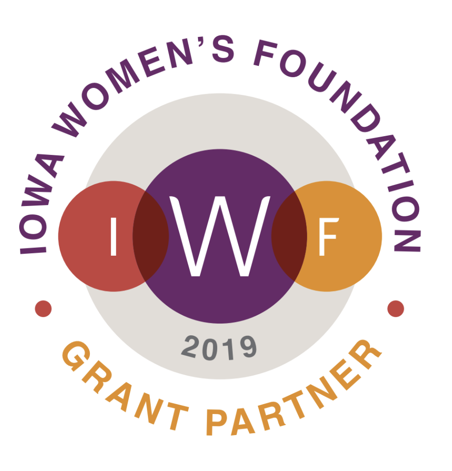 Iowa Women's Foundation grant partner
